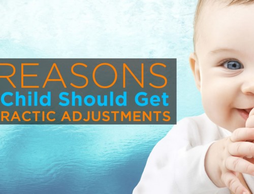 10 Reasons Children Should Get Chiropractic Adjustments