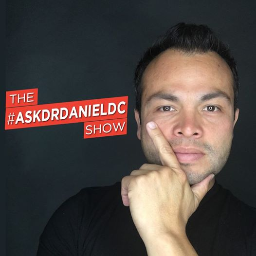 #AskDrDanielDC Episode 1: Sleeping Positions, Losing Weight, & Drinking Alcohol