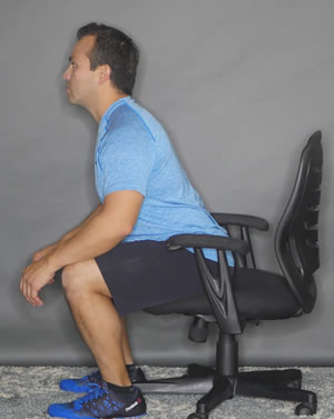 Sitting Up Sequence & 8 Sitting Positions That Save Your Spine -