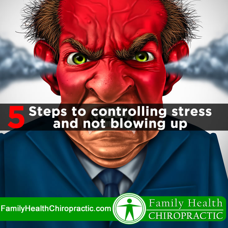 5 Steps to Reducing Stress with Coping Mechanisms