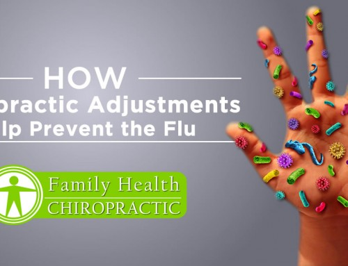 Why Chiropractic Adjustments Are Part of Preventing the Flu