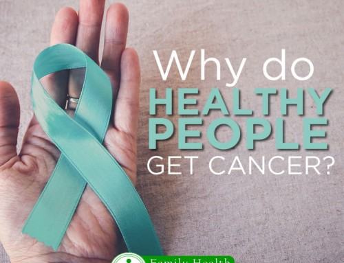 How Healthy People Get Cancer