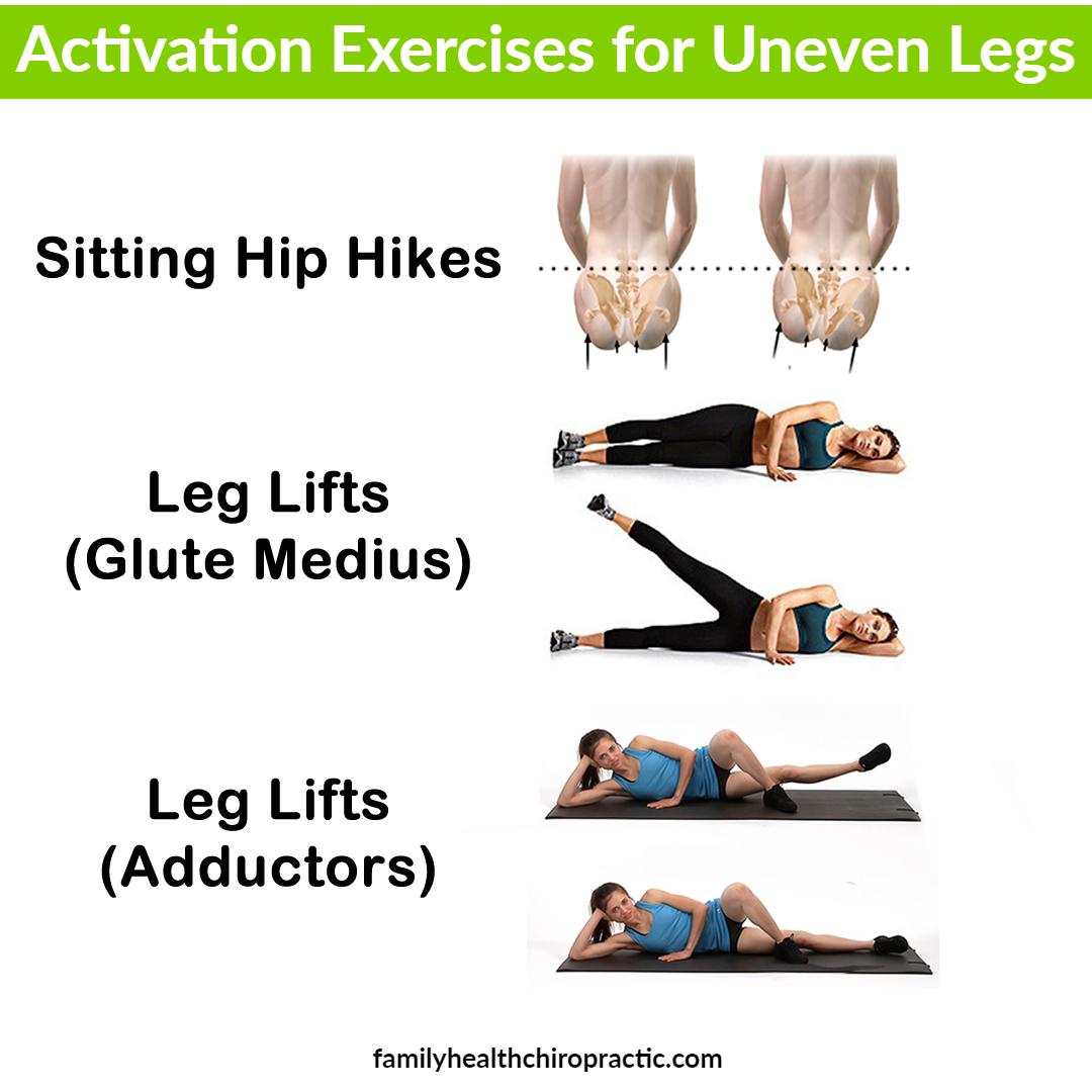 Leg Lifts (Glute Medius)