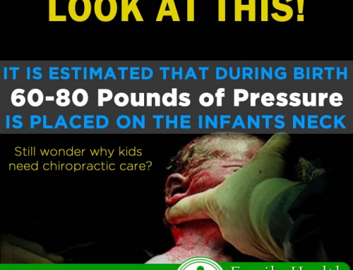 Babies Need Chiropractic Care