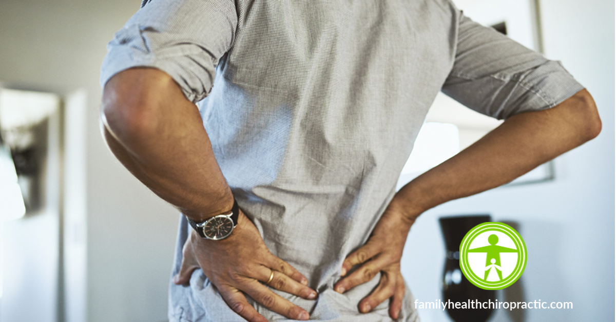 back pain has a cause