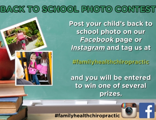 Back to School Pictures Contest