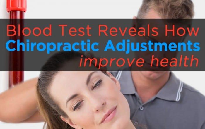 blood-test-chiropractic-adjustment