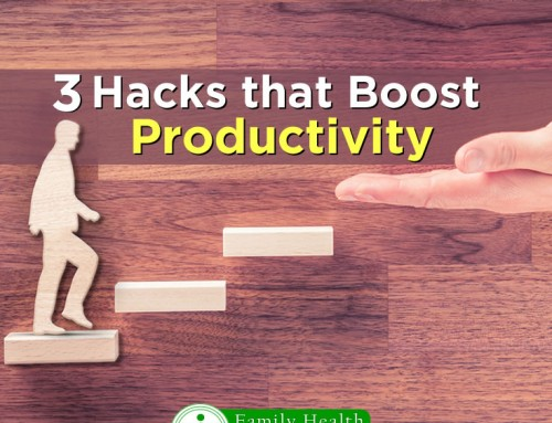 3 Ways I Start My Day to Boost Productivity
