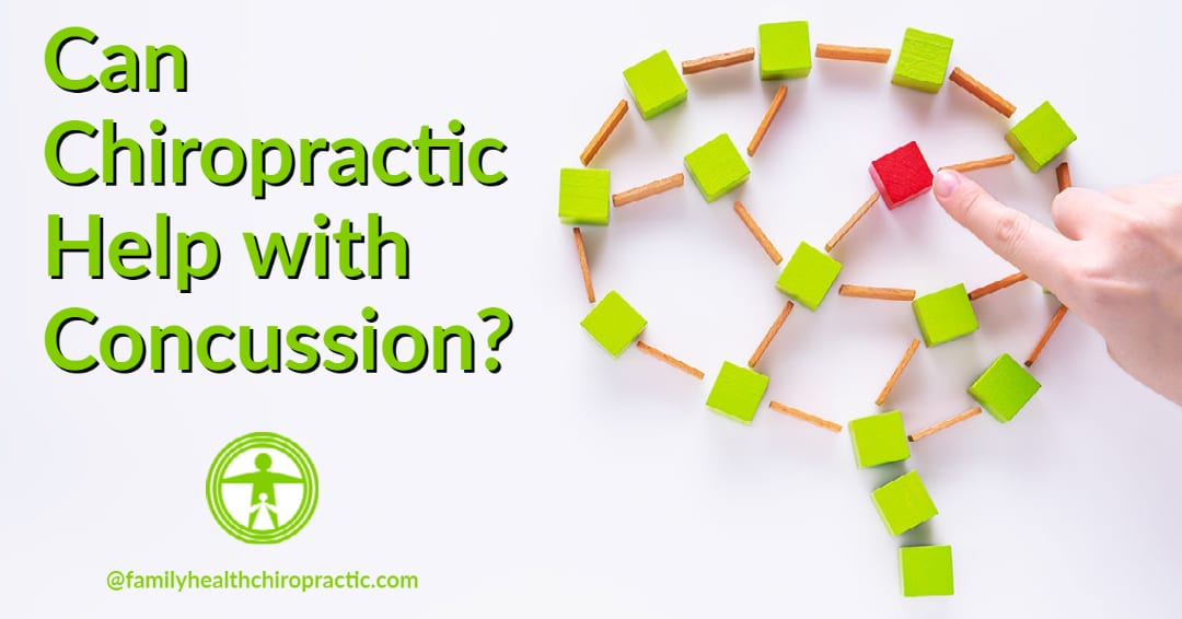 can chiropractic help with concussion_