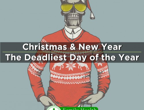 Christmas: The Deadliest Days of The Year