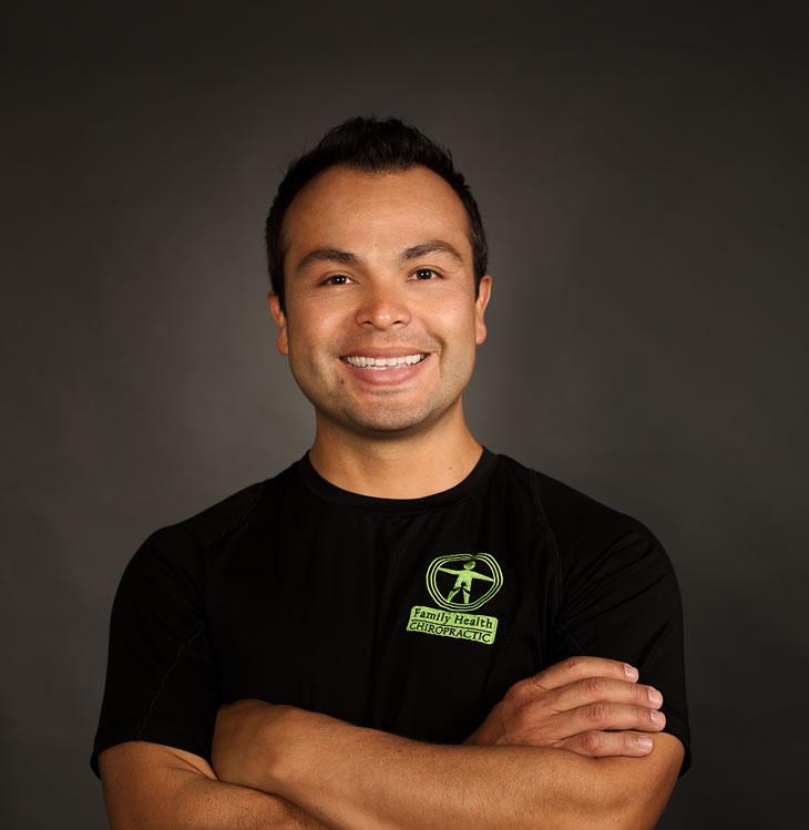 Austin Chiroprator Dr. Daniel