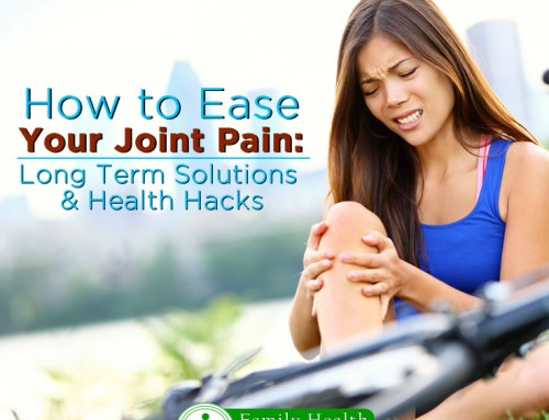 Ease Your Joint Pain Naturally