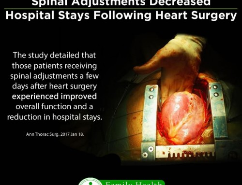 Spine Manipulation Improves Heart Surgery Outcomes