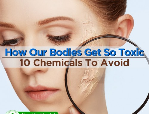 How Your Body Becomes Toxic