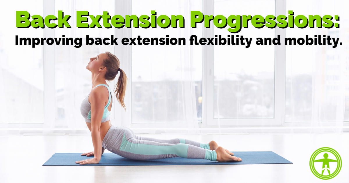 Back Extension Progressions For Lower Back Pain and Flexibility