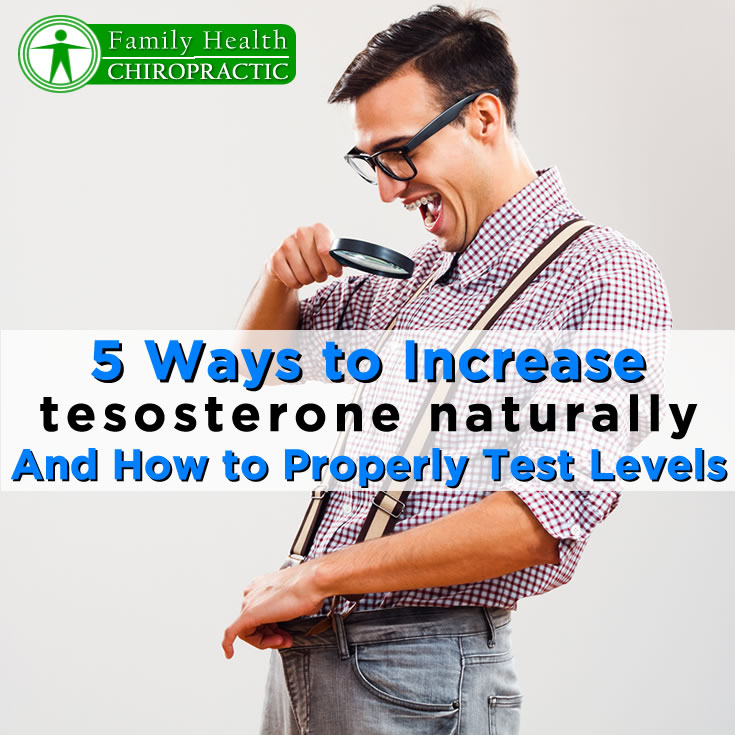 To increase methods testosterone natural 7 Smart