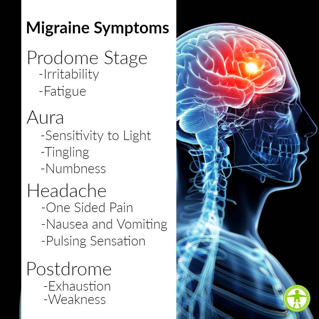 migraine symptoms austin chiropractor