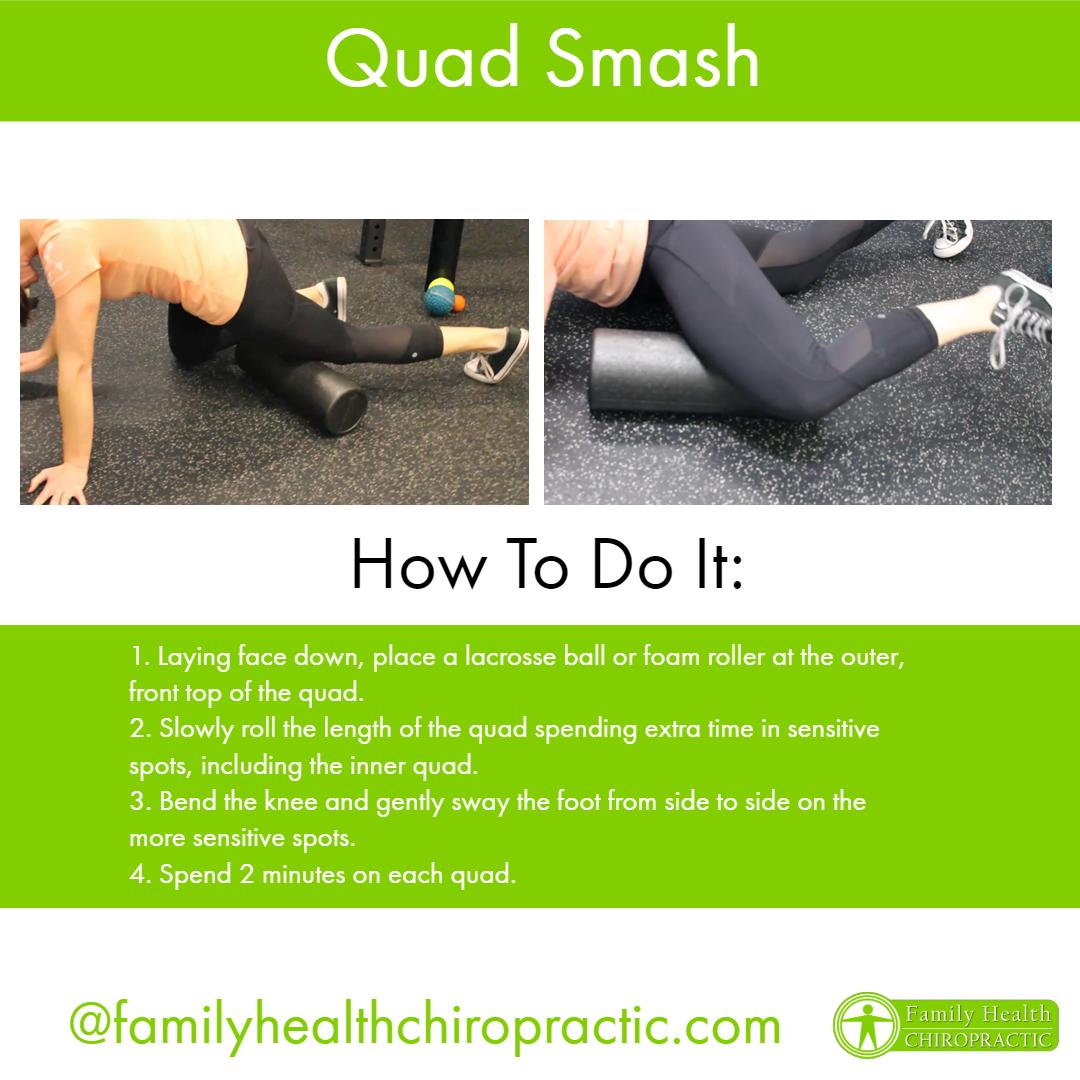 quad smash