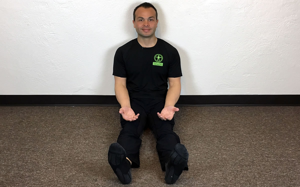 sitting-floor
