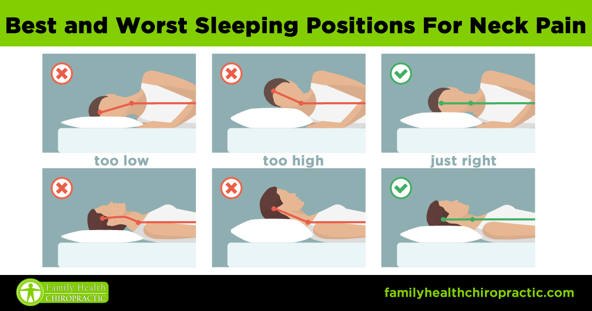 Sleeping Position Austin Chiropractor Family Health