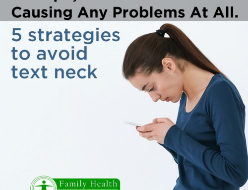 A Common Cause of Chronic Neck Pain