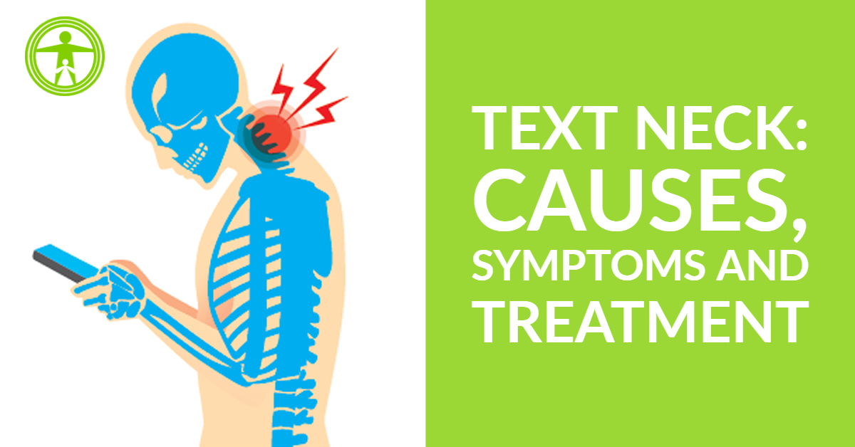 text neck pain austin chiropractor