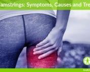 tight hamstrings symptoms causes treatment