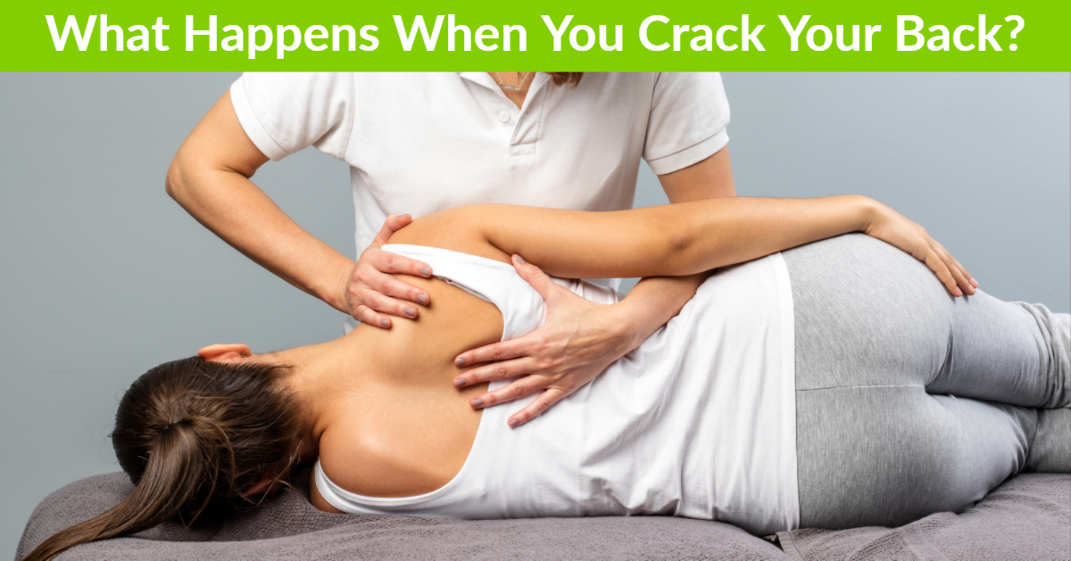 how to crack your own back