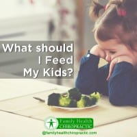 what should i feed my kids