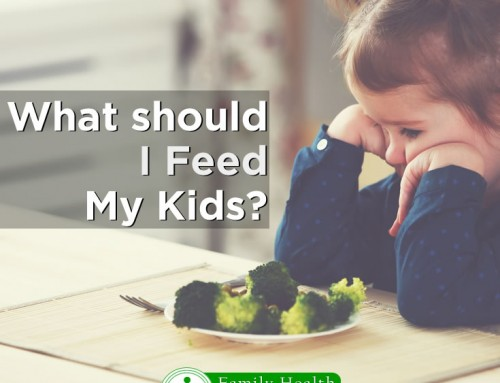 What Should I Feed My Kids?